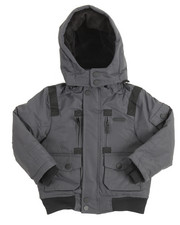 Outerwear - Heavy Taslan Jacket (2T-4T)