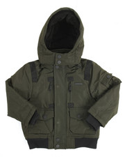 Outerwear - Heavy Taslan Jacket (4-7)