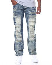 Buyers Picks - Tint Wash Ripped/Patches Jeans