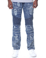 Buyers Picks - Vintage Motto Acid Wash Jeans