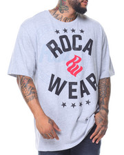 Short-Sleeve - S/S Roca Flame Wear Tee (B&T)