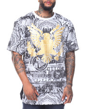 SWITCH - S/S Eagle Print Tee (B&T)