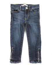 Bottoms - 710 Zipper Super Skinny Ankle Jean (2T-4T)