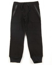 Pants - Stretch Twill Joggers (4-7)