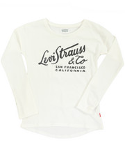 T-Shirts - L/S Modern Heritage Tee (7-16)