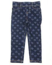Girls - 710 Zipper Super Skinny Ankle Jean (2T-4T)