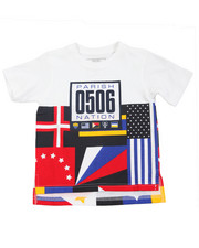 Short-Sleeve - S/S Parish City Blocks Graphic Tee (4-7)