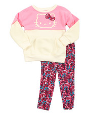 Hello Kitty - Legging Set (4-6X)