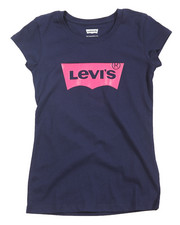 Girls - S/S Batwing Tee (7-16)