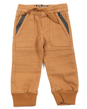 Pants - Stretch Twill Jogger (2T-4T)