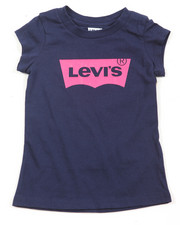 Girls - S/S Batwing Tee (2T-4T)