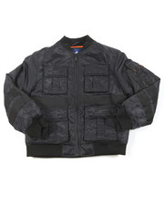 Heavy Coats - Bomber Jacket (8-20)