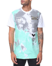 SWITCH - Tie Dye Patch Printed Tee