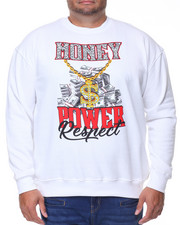 Buyers Picks - L/S Money Power Respect Sweatshirt (B&T)