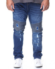 Jeans & Pants - Moto Denim Jean