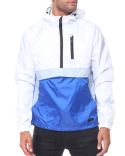 WT02 - Hooded Anorak Jacket