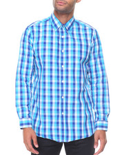 Button-downs - L/S Plaid Woven