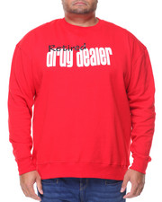 Sweatshirts & Sweaters - L/S Retired Drug Dealer Sweatshirt (B&T)