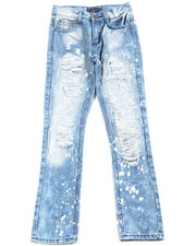 Bottoms - Rip/Repair Jeans (8-20)