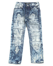Arcade Styles - Cut Knee Jeans (4-7)