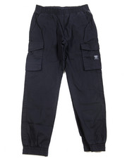 Pants - Parish City Blocks Twill Jogger Pants (8-20)