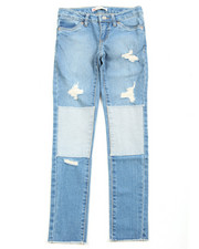 Girls - 710 Customized Jean (7-16)