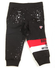 Sizes 2T-4T - Toddler - Loopback Sweatpants (2T-4T)