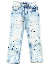 Bottoms - Rip/Repair Jeans (4-7)