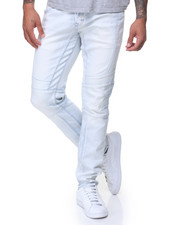 Jeans & Pants - Snowash Knee Treatment Jeans