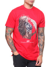 Men - S/S Poppin Patriotic Tee