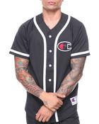 """C"" Logo Baseball Shirt"