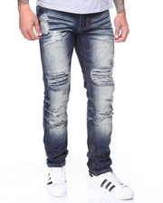 Men - Distressed Jeans