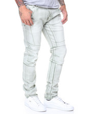 Men - Snowash Knee Treatment Jeans