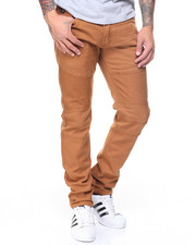 Jeans & Pants - Moto Twill Jeans