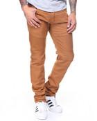 Moto Twill Jeans