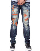 2-Tone Jeans
