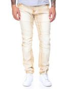 Snowash Knee Treatment Jeans