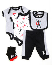 Mohamed Ali - 5 Piece Short Set (Infant)