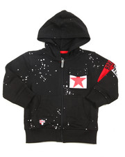 Sizes 2T-4T - Toddler - Loopback Full Zip Hoody (2T-4T)