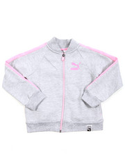 Girls - Puma Track Jacket (4-6x)