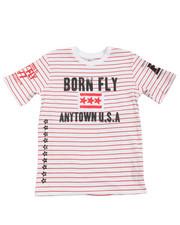 Born Fly - Yarn Dyed Tee (8-20)