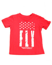 Sizes 2T-4T - Toddler - Screen Printed Tee (2T-4T)