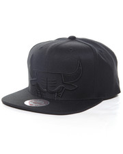 NBA Shop - Cropped XL Logo Chicago Bulls Snapback
