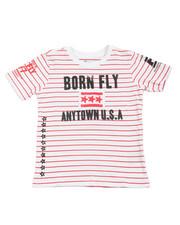 Born Fly - Yarn Dyed Tee (4-7)