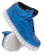 Footwear - Energy Lights Eliptic Metallic Mid Sneakers (Unisex)