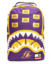 Sprayground - NBA LAB Lakers Patches Backpack