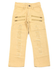 Boys - Akademiks Rip & Repair Twill Pants (4-7)