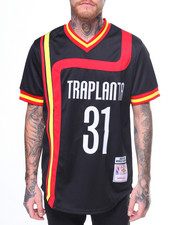 Men - Traplanta Baseball S/S Jersey