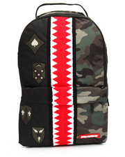 Sprayground - Split Camo Patches Backpack
