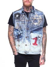 Outerwear - Painted Vest